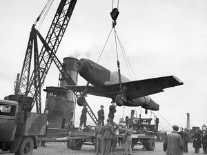 Moving Aircraft on Merseyside (Selection of 6 Items)
