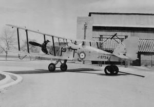 Westland Wapiti IIA of 1 (Indian) Service Flying Training School