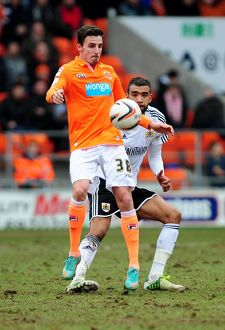 Blackpool V Bristol City 020313