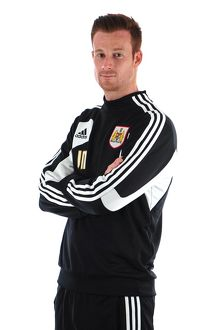 Bristol City Head Shot 100812