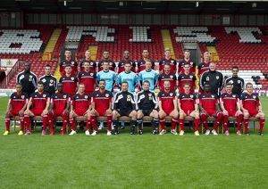 Bristol City Team Photo 090812