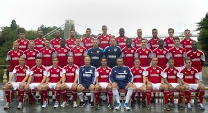 Bristol City Team Photo 2013/14
