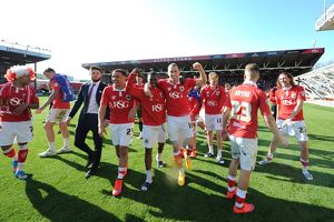 Bristol City v Coventry City 180415