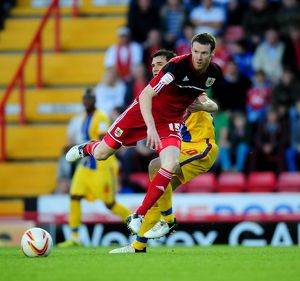 Bristol City v Crystal Palace 210812