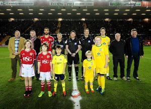 Bristol City v Crystal Palace