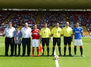 Bristol City v Glasgow Rangers 130713