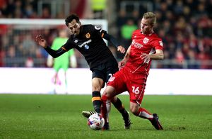 Bristol City v Hull City 251016