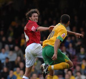Bristol City V Norwich City