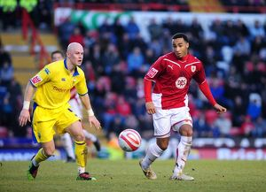 Bristol City V Preston North End