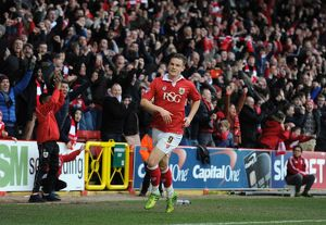 Bristol City v Sheffield United 140215