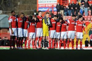 Bristol City v Tranmere Rovers 150214