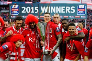 <b>Bristol City v Walsall - JPT Final</b><br>Selection of 188 items