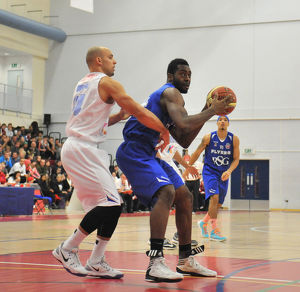 Bristol Flyers v Glasgow Rocks 121214