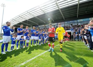 <b>Chesterfield v Bristol City</b><br>Selection of 103 items