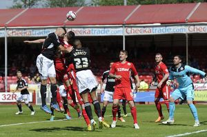 Crawley Town v Bristol City 030514