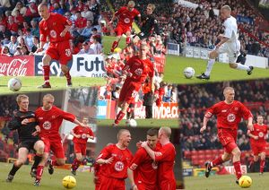 Dave Cotterill Montage