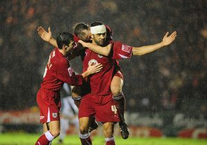 Liam Fontaine Celebration