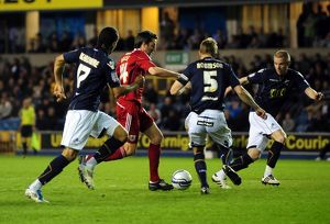 Millwall v Bristol City 120411