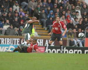 Plymouth V Bristol City