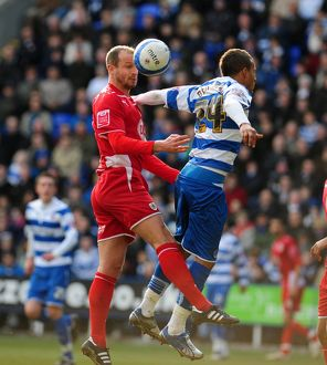 Reading v Bristol City 130310