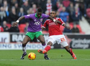 <b>Swindon Town v Bristol City</b><br>Selection of 126 items