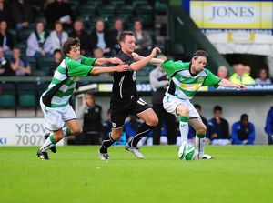Yeovil Town V Bristol City