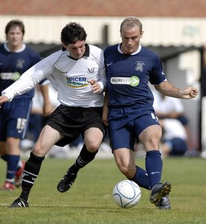Alan McCormack vs Witham Town