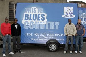 Blues Country Launch