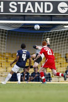 Carling Cup First Round - Southend United vs. Leyton Orient - 09/08/11