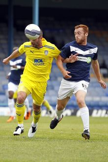 Combination League - Southend United Reserves vs. Colchester United Reserves - 20/09/11