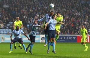 Coventry City v Southend United Sky Bet League 1 August 31, 2015