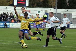 FA Cup First Round - AFC Telford United vs. Southend United