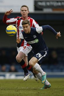 The FA Cup Third Round - Southend United vs. Brentford - 05/01/2013