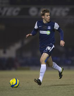 The FA Cup Second Round Replay - Southend United vs. Bury - 11/12/2012