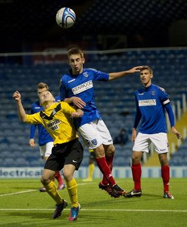 FA Youth Cup First Round - Portsmouth U18s vs. Southend United U18s - 26/10/12