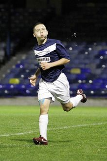 FA Youth Cup First Round - Southend United U18's vs. Corinthian U18's - 01/11/11