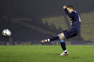 FA Youth Cup First Round - Southend United vs. Brentford