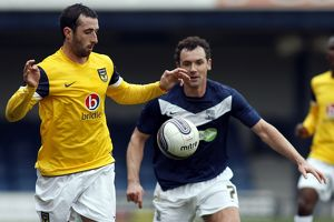 Football Combination League - Southend United Reserves vs