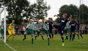 Great Wakering Rovers v Southend Utd