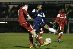 Johnstone's Paint Trophy Southern Area Final 2nd Leg - Southend United vs
