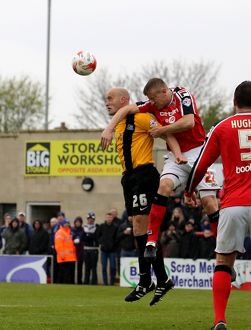 Morecambe v Southend Utd