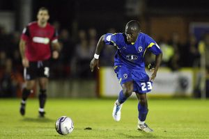npower League Two - AFC Wimbledon vs. Southend United - 31/12/11