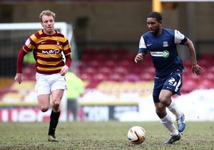 npower League Two - Bradford City vs. Southend United - 29/03/2013