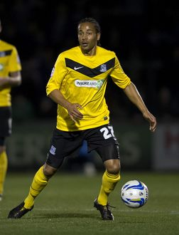 npower League Two - Bristol Rovers vs. Southend United - 06/11/12