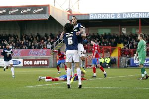 npower League Two - Dagenham & Redbridge vs