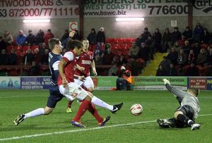 npower League Two - Fleetwood Town vs. Southend United - 08/12/2012