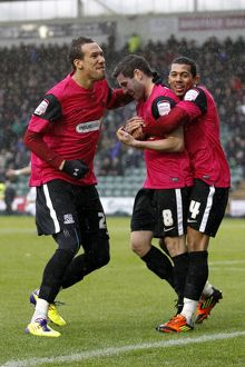 npower League Two - Plymouth Argyle vs. Southend United - 04/02/12