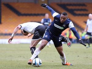 npower League Two - Port Vale vs. Southend United - 09/03/2013