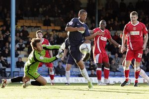 npower League Two - Southend United vs. Crewe Alexandra