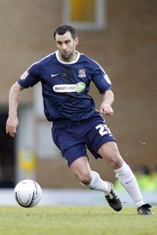 npower League Two - Southend United vs. Chesterfield - 08/01/11